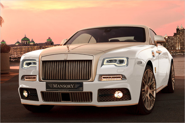 Rolls-Royce Wraith Palm Edition 999_1