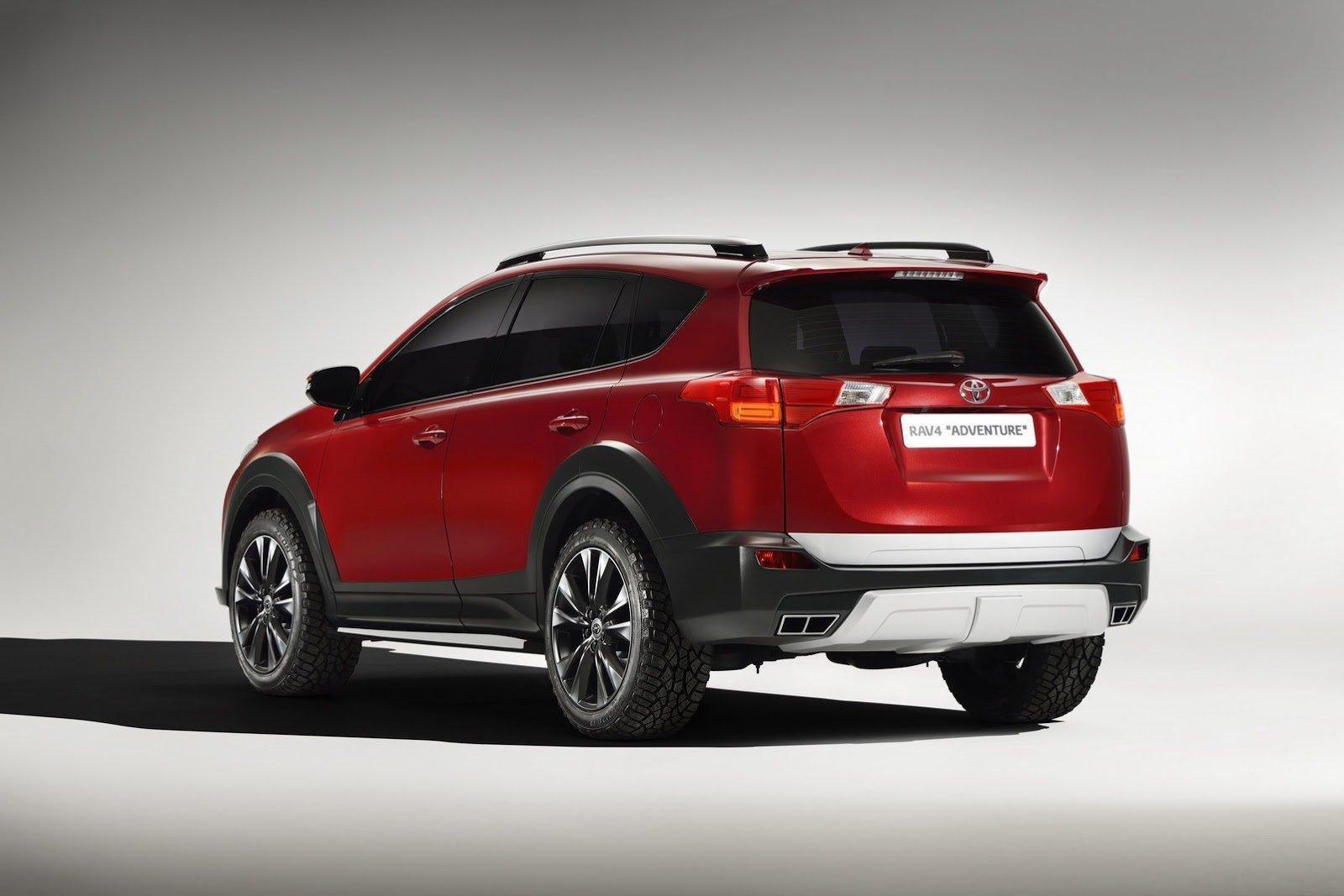 【2013ジュネーブショー】よりsuv風に トヨタ、新型rav4の2種のデザインスタディを発表 Moter