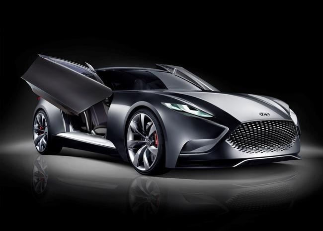 Hyundai HND-9 Coupe Concept