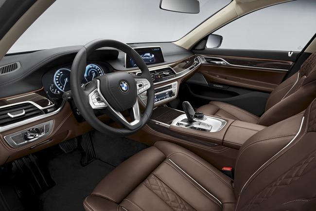 BMW 740e 16