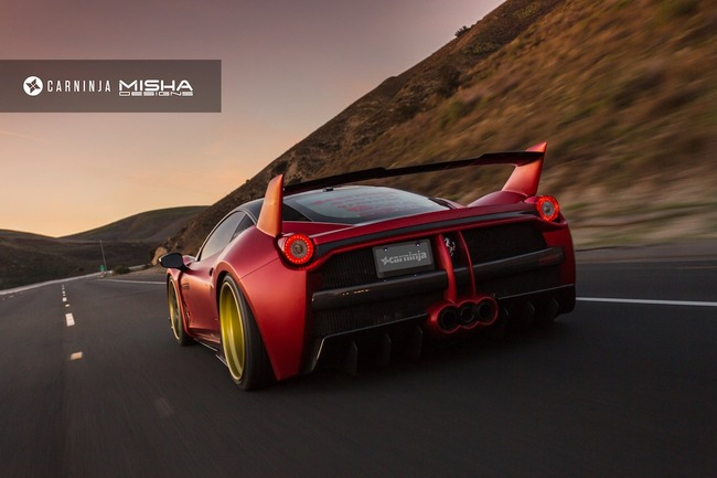 Ferrari-458-by-Misha-Designs-7