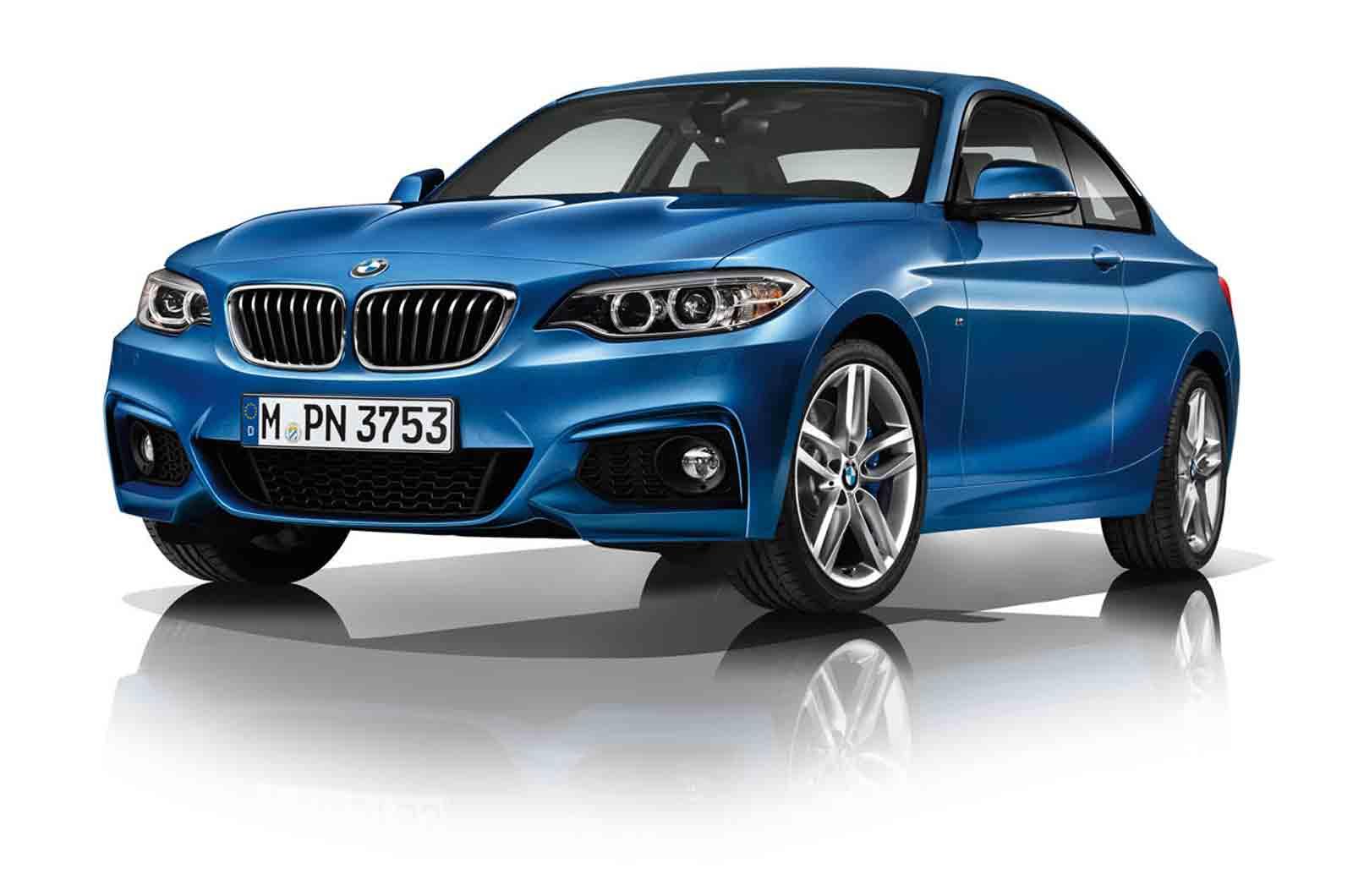 動画】BMW、2シリーズ クーペを...
