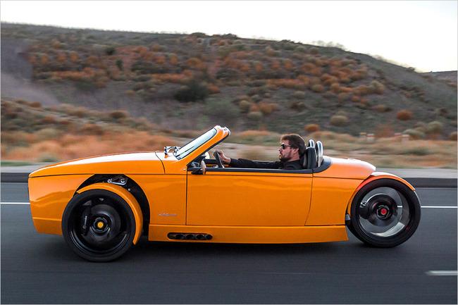 Vanderhall Laguna Roadster_2