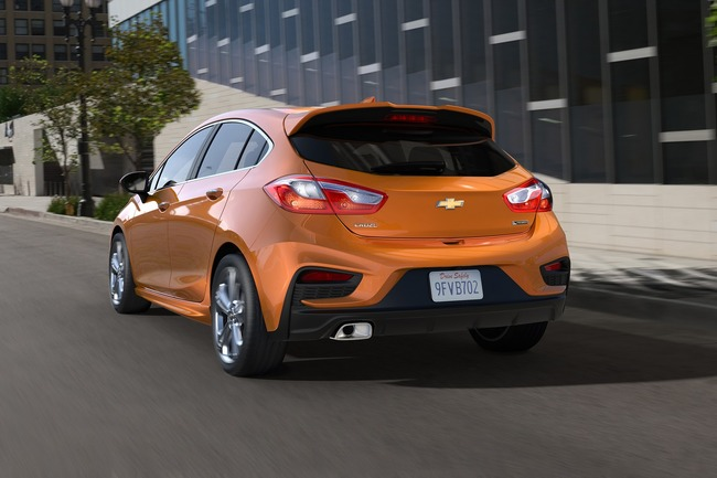 Chevy Cruze  Hatchback_2