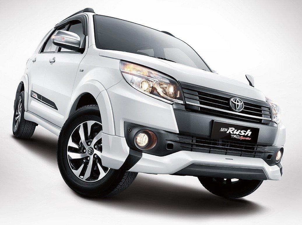トヨタ、インドネシア向けの Quot ラッシュ Quot をフェイスリフトしたことを発表 Moter Sounds