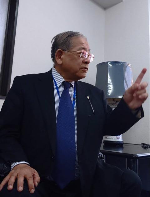 山内先生インタビュー