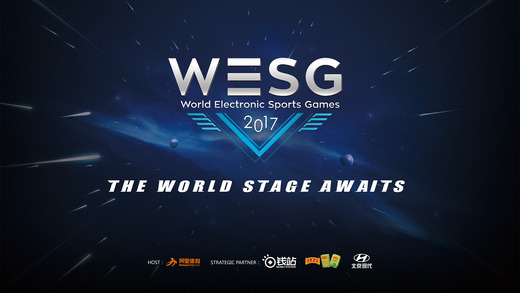 WESG 2017 Official FullHD