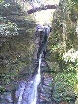 水神の滝。