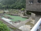 川口ダム(その2)。