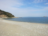 小神子海岸(その2)。