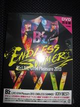 B'z DVD完全盤。