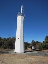 出羽島灯台。
