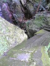 鳴滝の石橋。