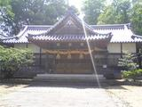 川田八幡神社(その2)。