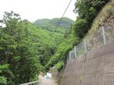 上勝町の山々(その2)。