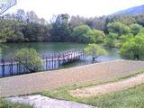 上桜公園の風景(その1)。