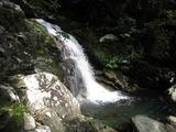 喜来の滝(その2)。