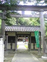 大宮神社(その1)。