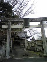 天満神社(その1)。