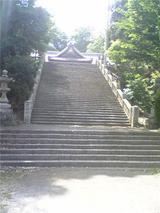 川田八幡神社(その1)。