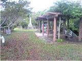 由岐城址公園(その2)。