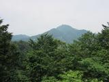 上勝町の山々(その1)。
