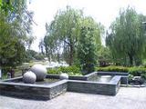 「江川 鴨島公園」(その1)。