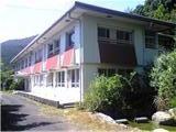 美波町伊座利にある某宿舎。