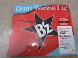 B'z「Don't Wanna Lie」。