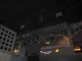 夜の京都駅。