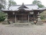 西麻植八幡神社(その4)。