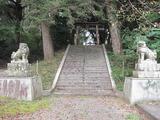 西麻植八幡神社(その2)。