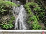 上勝町の名もなき滝。