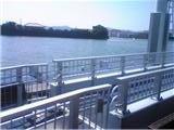 答島港(伊島連絡船乗り場)(その2)。