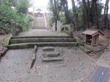 西麻植八幡神社(その3)。