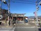 松尾神社(その1)。