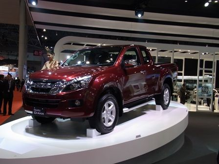 ISUZUのトラック