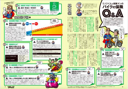 「ゆるキャン△」モトチャンプ5月号にて特別インタビュー!? 3