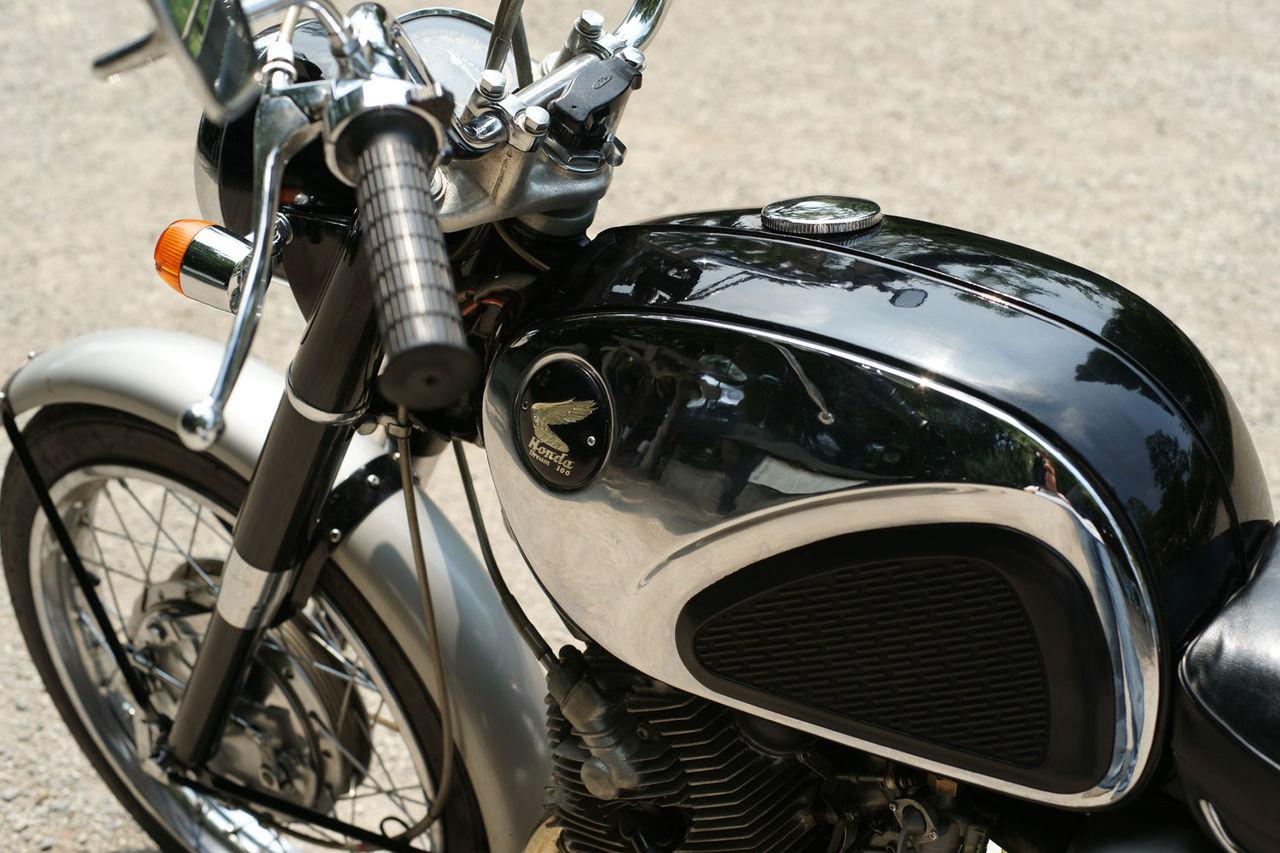 1966 Honda Cp77 *no Reserve* Barn Find 305 California