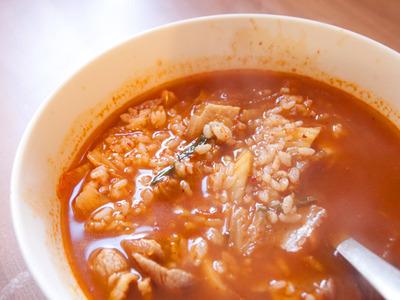 kimchee zosui