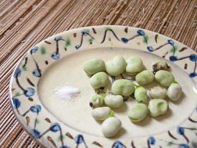 焼き空豆blog