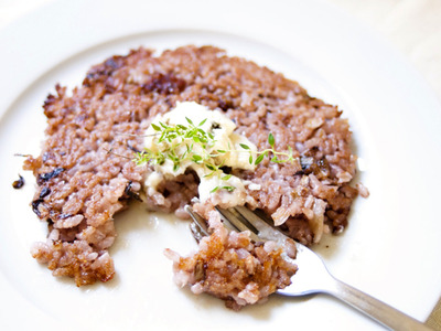 risotto oyaki