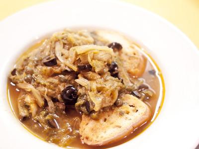 soup scarola