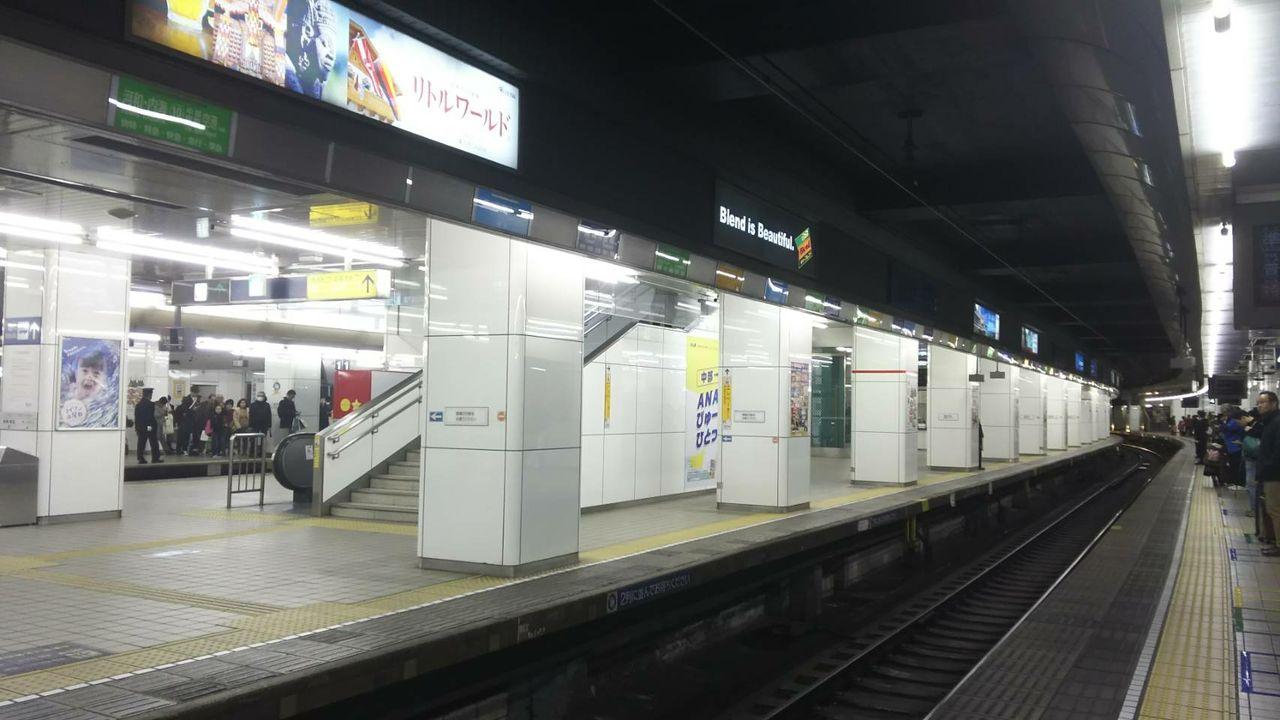 #21 日帰り名鉄② その3 名鉄名古屋駅解説 : おくらの鉄道ブログ