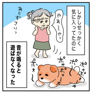 ポーちゃんとの出会いファイナル1