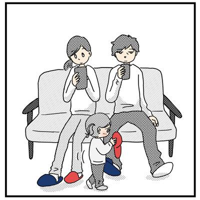 ヨッちゃんのイタズラ(1才半〜2才)2