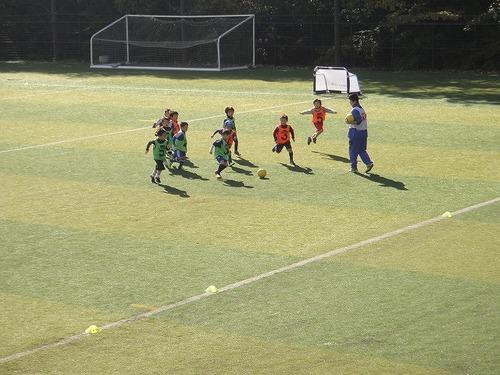 JFAキッズサッカーフェスティバル(静岡東部)