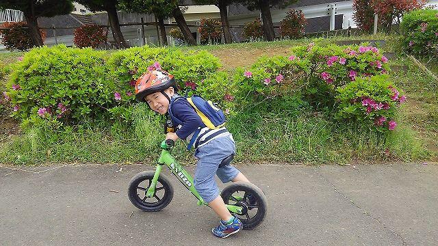 自転車の ペダルなし自転車 トイザらス : トイザらスに行った際、自転車 ...