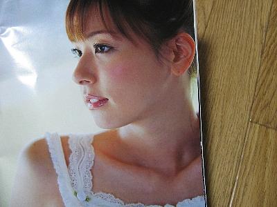 髪のアクセサリーが素敵な皆藤愛子さん
