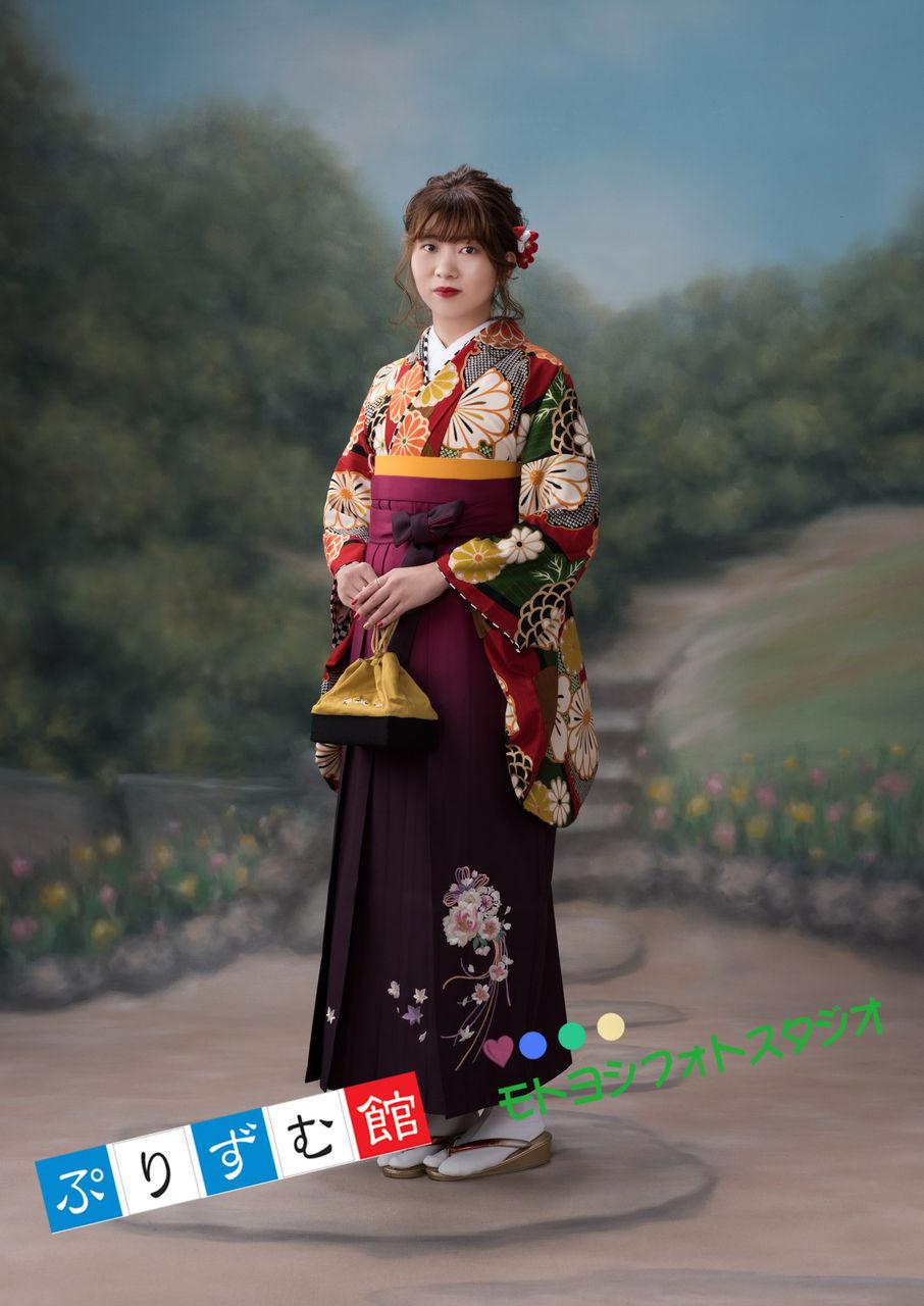出来栄えが良いところが気に入っています【卒業袴の撮影】 : モトヨシ ...